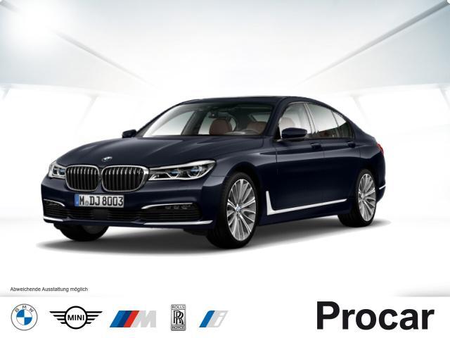 BMW 740d xDrive Innovationsp. Navi Prof.Fin ab 1%, Jahr 2016, Diesel