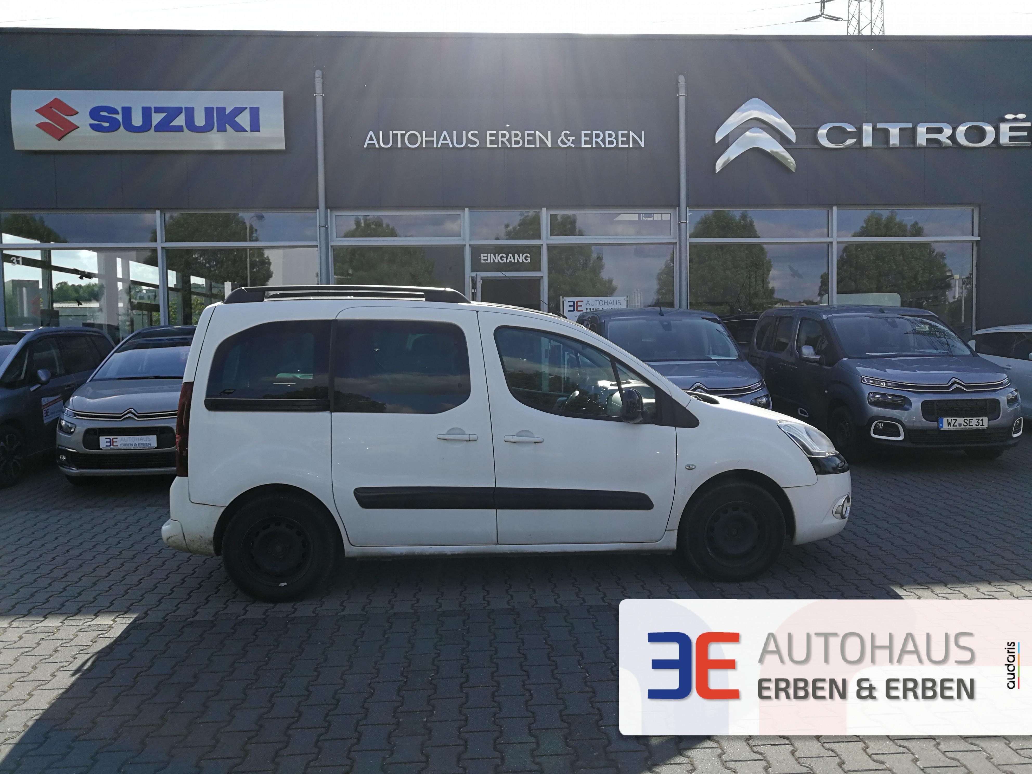 Citroën Berlingo Kombi Selection hdi115, Jahr 2012, Diesel
