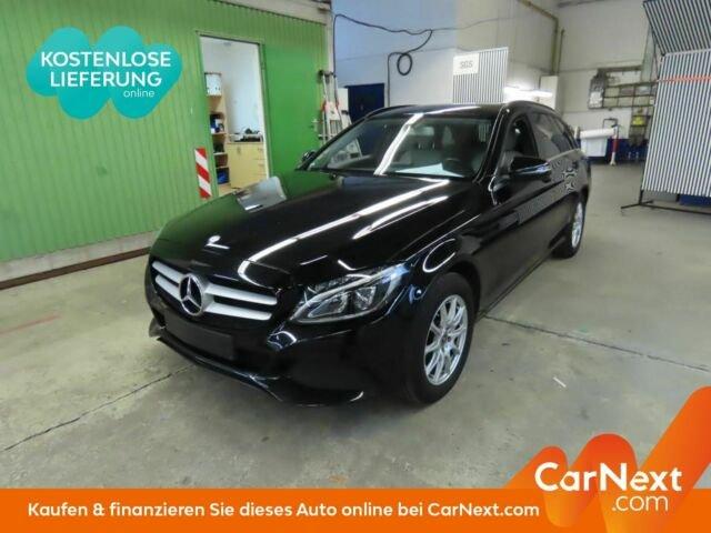 Mercedes-Benz C 180 T LED Kamera Navi, Jahr 2017, Benzin