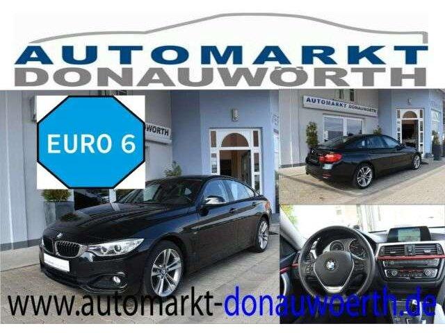 BMW 420 Gran Coupé 420d xDrive GranCoup Aut. Sport L. Navi, Jahr 2015, Diesel