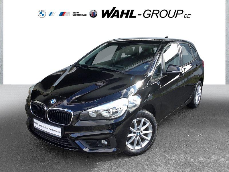 BMW 216d Active Tourer Advantage Tempomat Klimaaut., Jahr 2017, Diesel