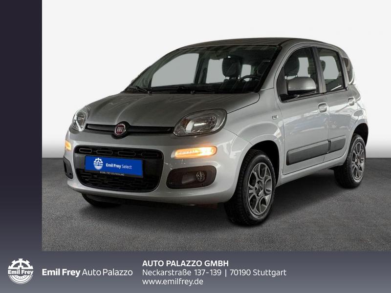 Fiat Panda 0.9 Twinair Natural Power Lounge, Jahr 2016, Gas