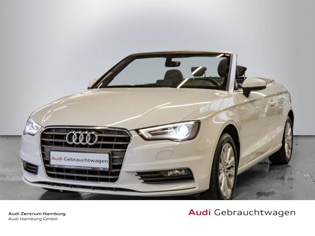 Audi A3 Cabriolet 1,4 TFSI Attraction S tronic NAVI XENON SITZHEIZ, Jahr 2016, Benzin