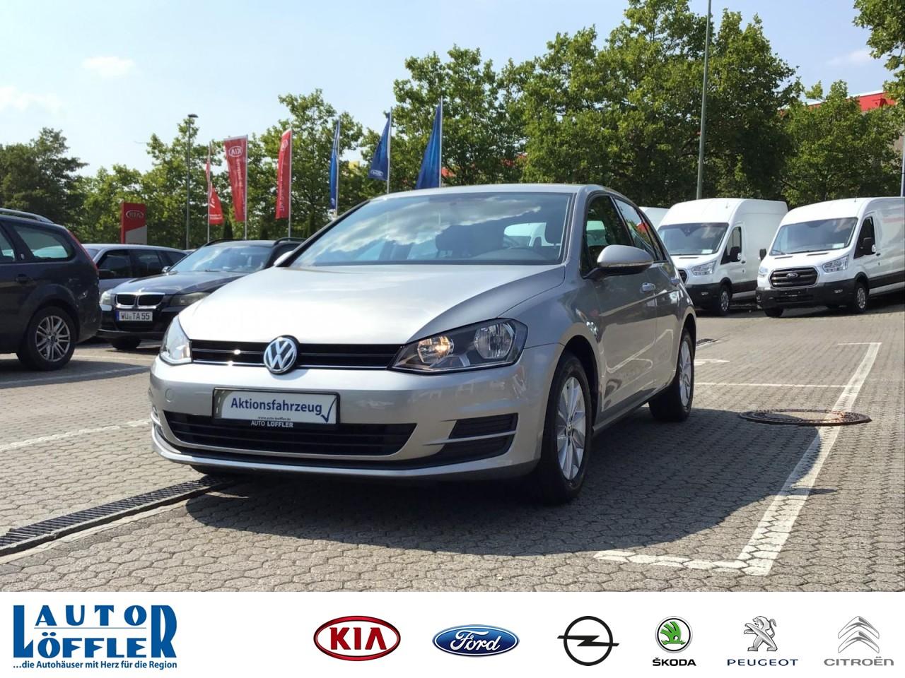 Volkswagen Golf VII 1.2 TSI BMT - Klima el.FH ZV Alu 5T, Jahr 2014, Benzin
