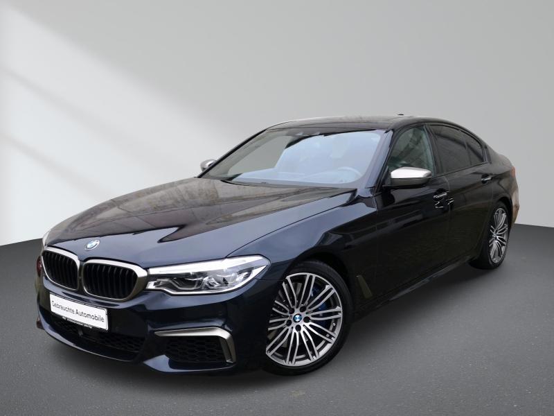BMW M550i xDrive Innovationsp. Navi Prof. Sport Aut., Jahr 2017, Benzin
