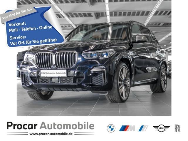BMW X5 M50d DrivAssProf. AHK Standhzg. Pano 22'' LM, Jahr 2018, Diesel