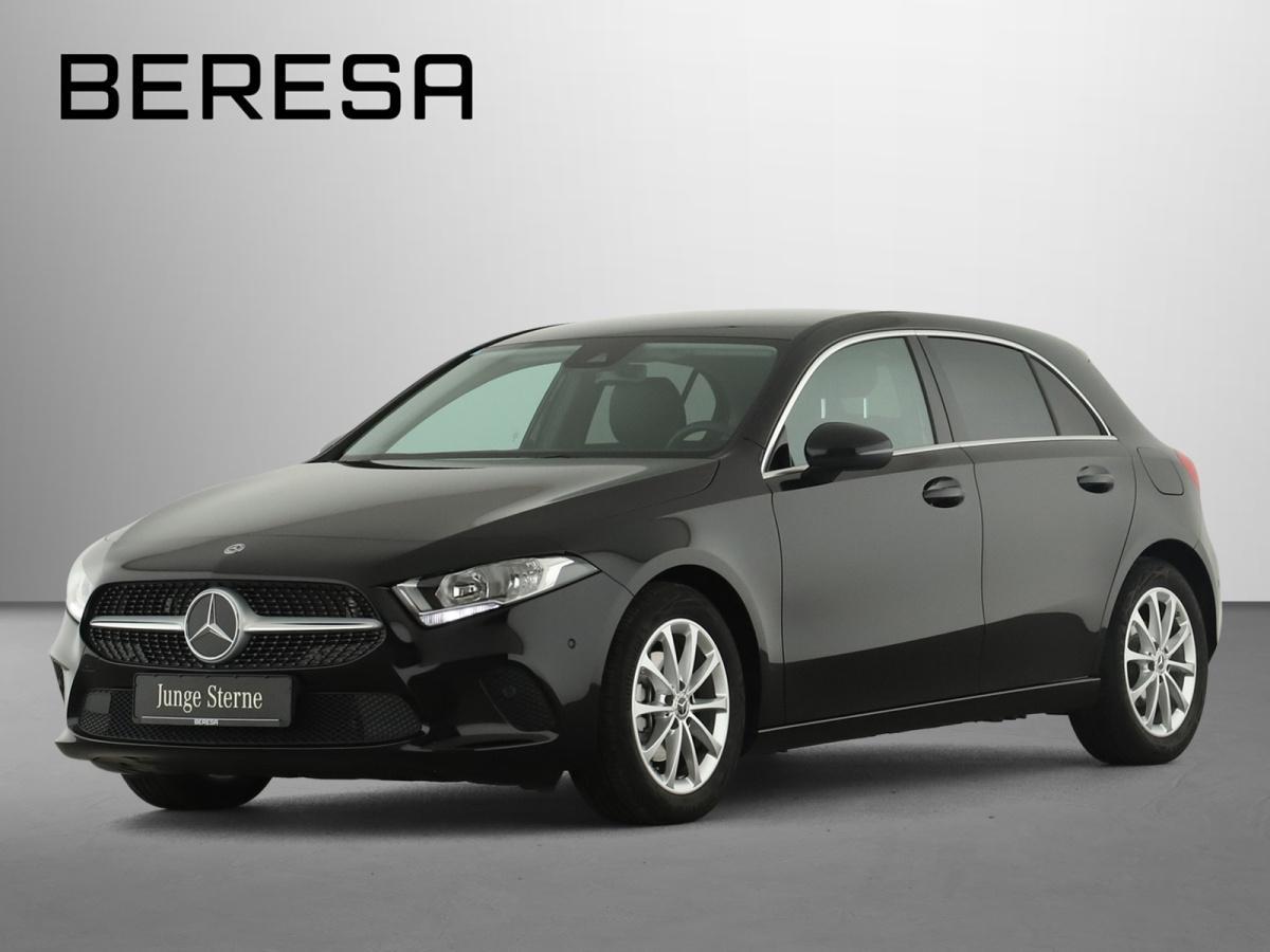 Mercedes-Benz A 180 d Progressive MBUX NAVI PDC SHZ Privacy-Ve, Jahr 2020, Diesel
