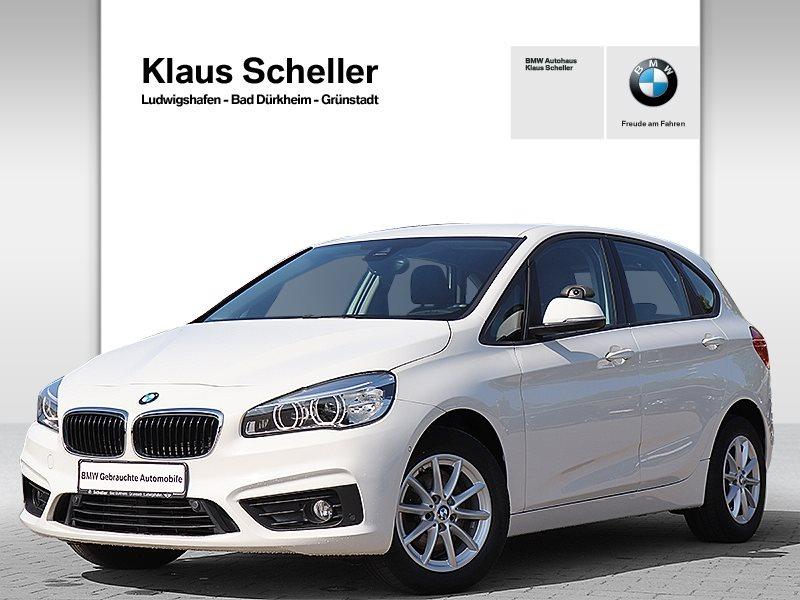 BMW 218d Active Tourer Advantage LED Tempomat Shz, Jahr 2017, Diesel