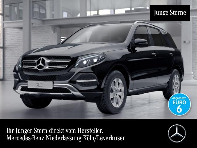 Mercedes-Benz GLE 250 d COMAND ILS LED Kamera EDW Memory 9G Temp, Jahr 2017, Diesel