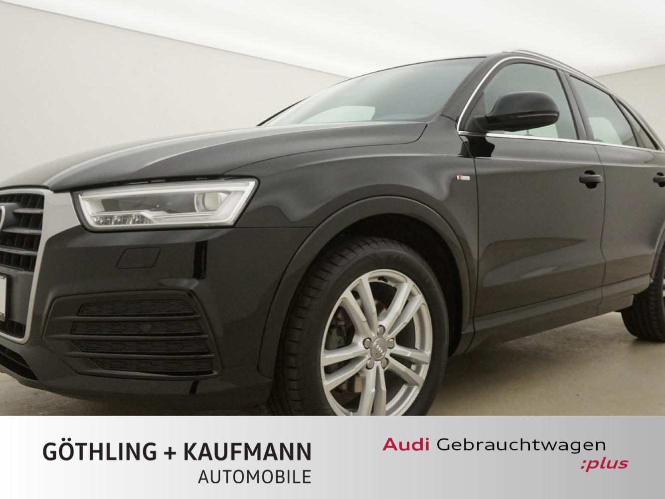 Audi Q3 2.0 TFSI qu S line S tro. 132kW*Kamera*LED*Na, Jahr 2017, Benzin