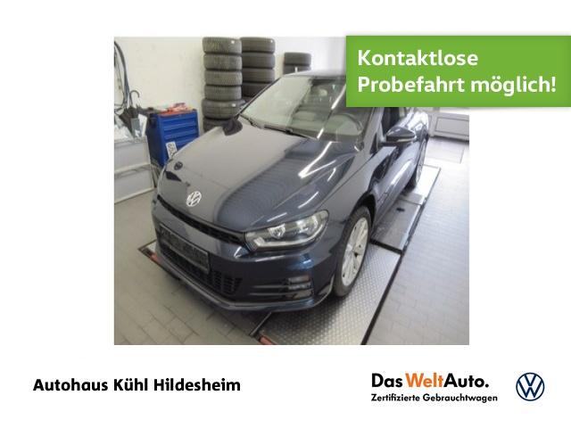 Volkswagen Scirocco 1.4 TSI Navi,PDC,Kamera,GRA Bluetooth, Jahr 2017, Benzin