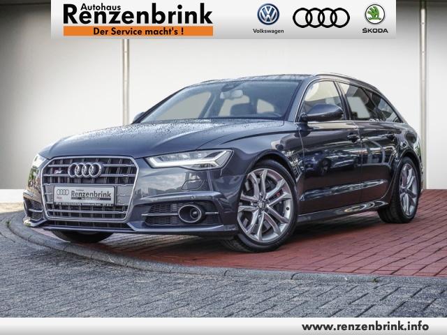 Audi S6 Avant 4.0 TFSI quattro S tronic abt Power Paket, Jahr 2015, Benzin