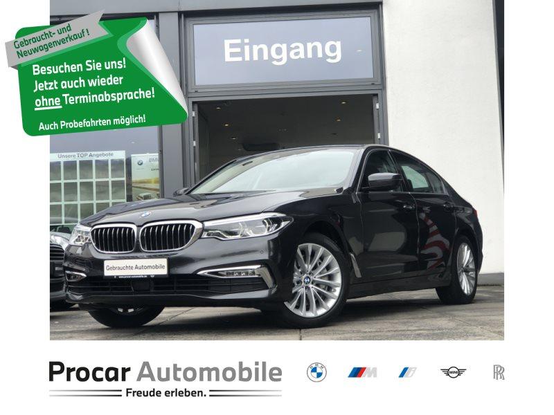 BMW 540i xDrive Luxury Line Navi HuD LED DA+ PA+, Jahr 2017, Benzin