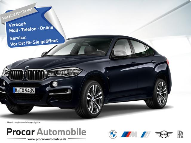 BMW X6 M50d Head-Up LED DA+ Soft-Close AHK Standhzg., Jahr 2019, Diesel