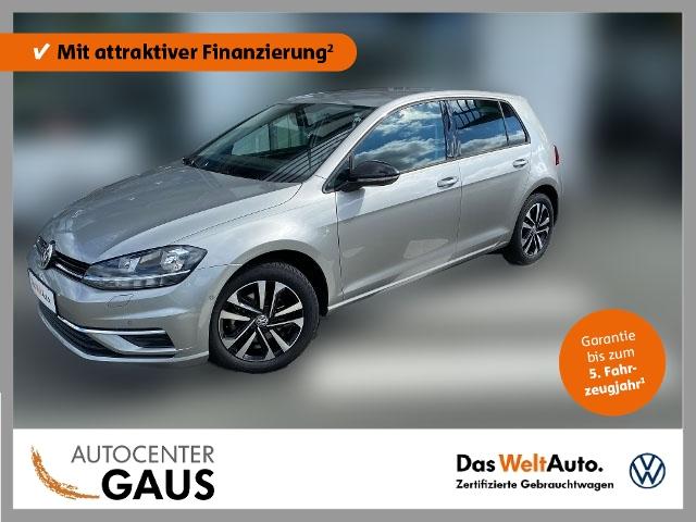 Volkswagen Golf VII IQ.Drive 1.5 TSI Navi ACC Standhzg., Jahr 2020, Benzin