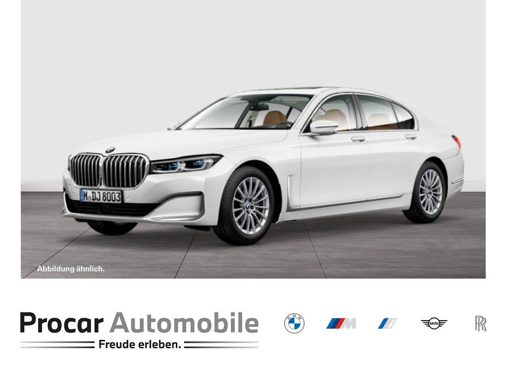 BMW 740d xDrive STANDH. SITZLÜFT. LASER DA PROF. HUD, Jahr 2020, Diesel