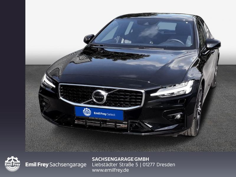 Volvo S60 T4 Geartronic RDesign Standhzg. RFC Voll-LED, Jahr 2020, Benzin