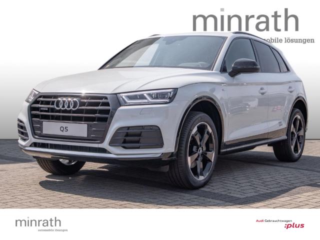 Audi Q5 S line COMPETITION 40 TDI quattro S tronic, Jahr 2020, Diesel