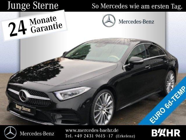 """Mercedes-Benz CLS 400 d 4M Coupé AMG/Comand/Multibeam/360°/20"""", Jahr 2018, diesel"""