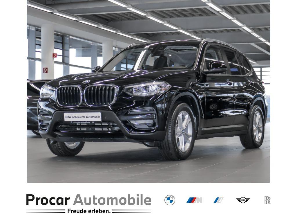 BMW X3 xDrive20d Navi LED Klimaaut. Parkassist. Pano, Jahr 2018, Diesel