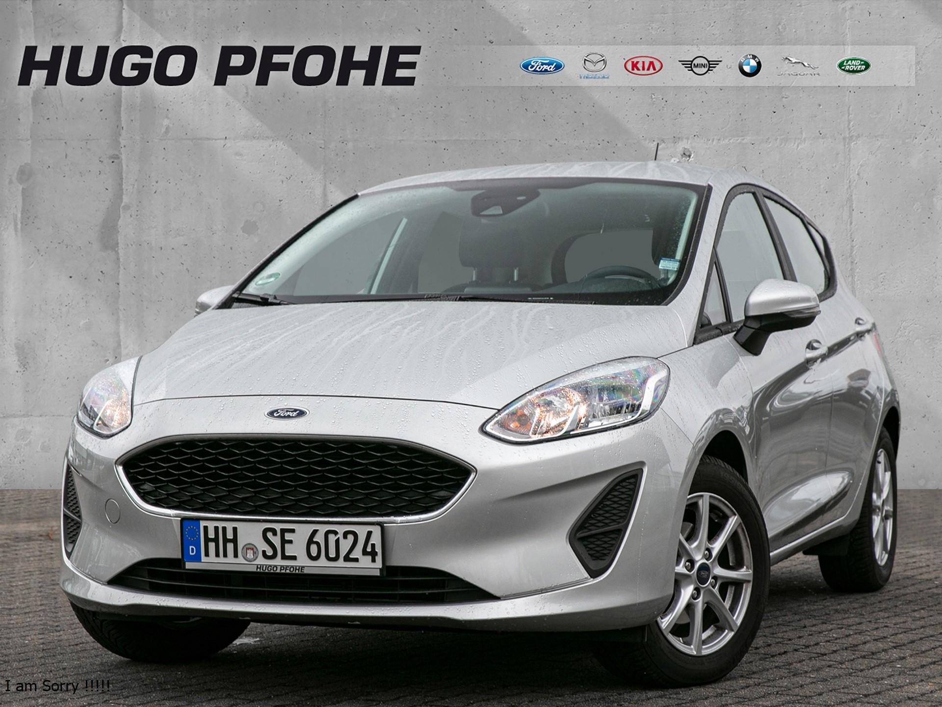 Ford Fiesta Trend 1.1, Jahr 2020, Benzin