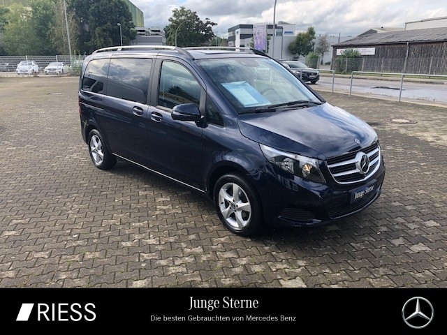 Mercedes-Benz V 220 Kompakt / Klima / Comand / Distronic / 360, Jahr 2018, Diesel