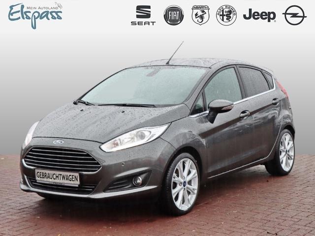 Ford Fiesta Titanium 1.0 BLUETOOTH KLIMAAUTOM SITZHZG, Jahr 2015, Benzin