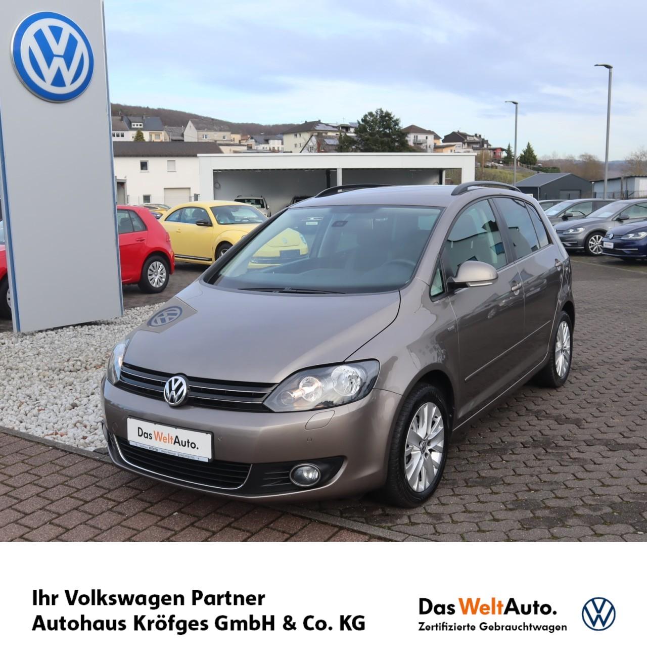 Volkswagen Golf Plus Life 1,2 TSI Klima Einparkhilfe, Jahr 2013, Benzin