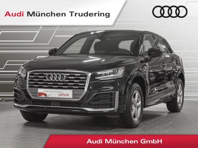 Audi Q2 Q2 1.0 TSI LED/Sitzheizung/S-Line Exterieur/pre sense, Jahr 2018, Benzin