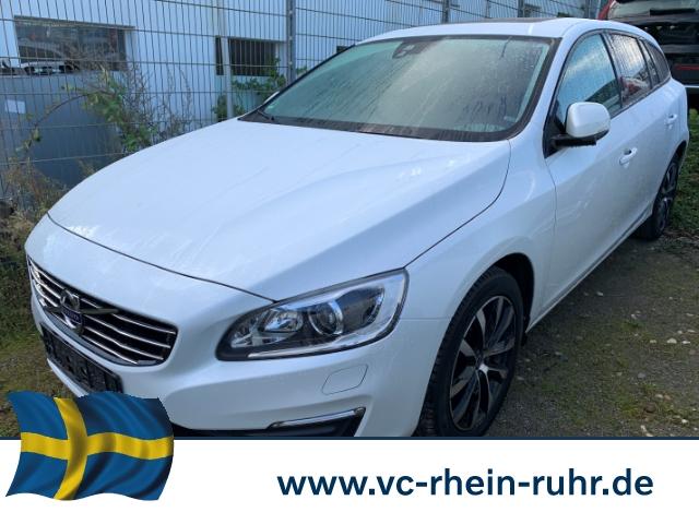 Volvo V60 Linje Svart D4 - Schiebed,Xenon,Beh.Frontsch,Navi,Sitzheizung, Jahr 2017, Diesel