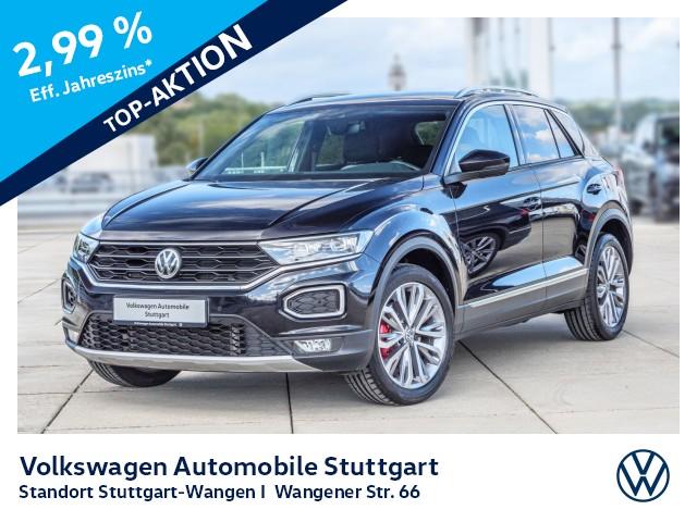 Volkswagen T-ROC Sport 2.0 TSI DSG Navi LED ACC DAB SHZ PDC, Jahr 2018, Benzin