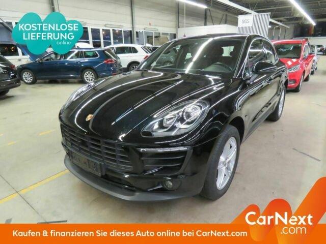 Porsche Macan S PDK Navi Sitzheizung PDC, Jahr 2017, Benzin