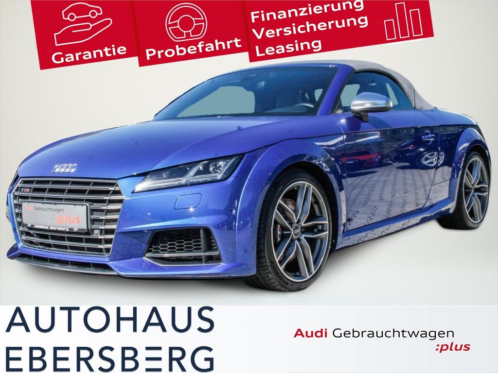 Audi TTS Roadster 2.0 TFSI MTRX DAB LM19 Spur Leder+, Jahr 2016, Benzin