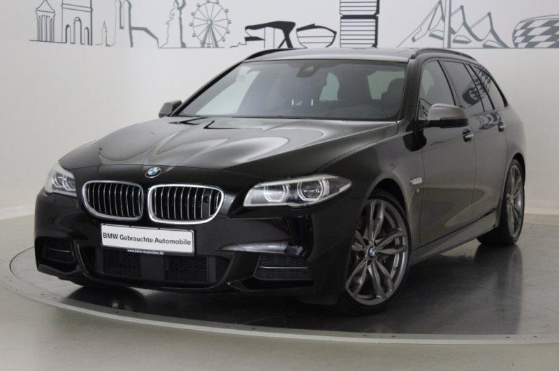 BMW M550d xDrive Touring Sportpaket Night Vision EURO 6, Jahr 2017, Diesel