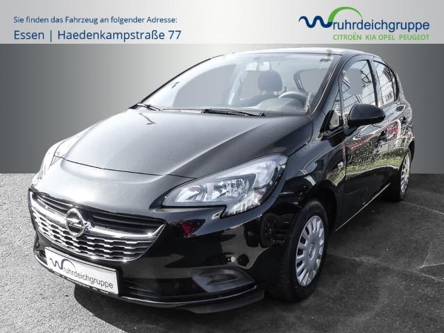 Opel Corsa E Selection 1.2+Klimaanlage+AUX+Radio R 3.0, Jahr 2017, Benzin