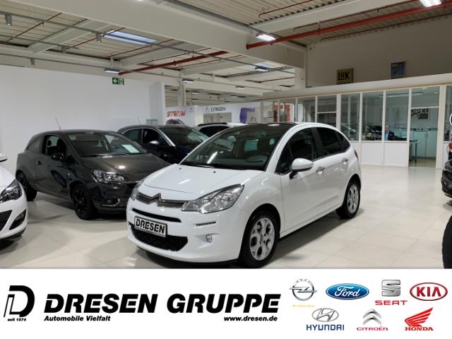 Citroën C3 1.2 e-VTi PureTech 82 Selection LED-Tagfahrlicht NR RDC Klimaautom SHZ Temp PDC, Jahr 2016, Benzin