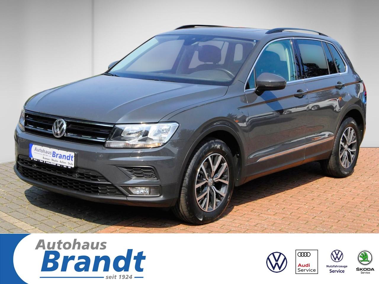 Volkswagen Tiguan 2.0 TDI DSG*PANO*NAVI*ACTIVE INFO Klima, Jahr 2018, Diesel
