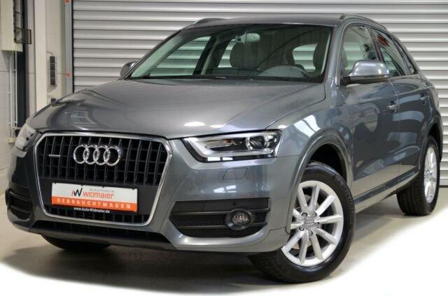Audi Q3 2.0 TFSI quattro S tronic -- Nav/Xen/Sportsi, Jahr 2013, Benzin