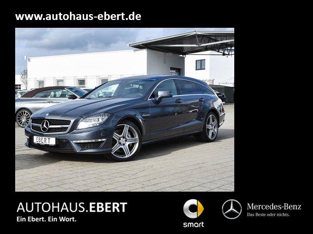 Mercedes-Benz CLS 63 AMG SB DRIVERS PACKAGE+COMAND+LED+KAMERA, Jahr 2013, Benzin