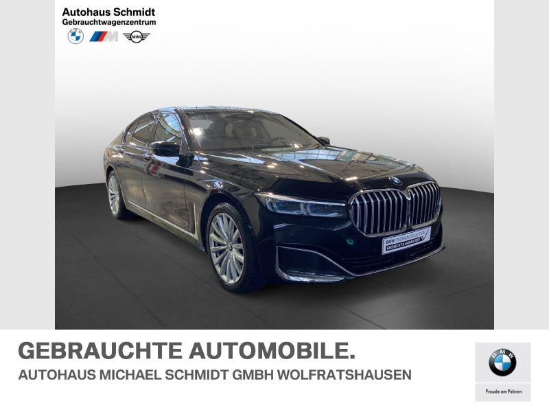 BMW 740 finanzieren