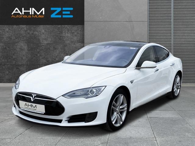 Tesla Model S 70D *AP1 *Allrad *Schiebedach, Jahr 2015, Elektro