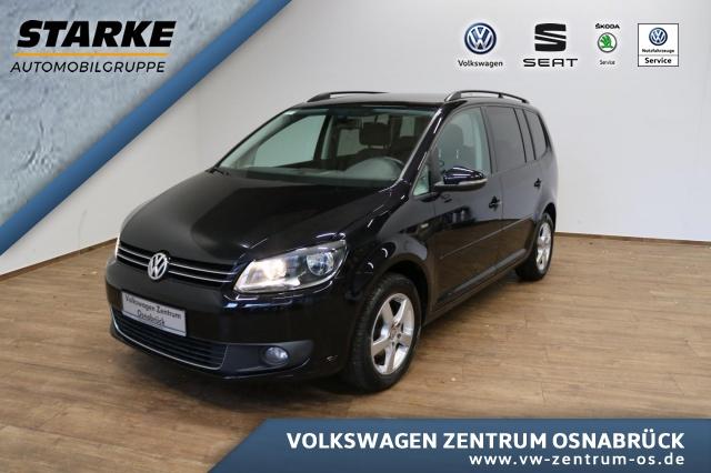Volkswagen Touran 1.2 TSI Match Navi PDC LM Tempo Klima, Jahr 2013, Benzin