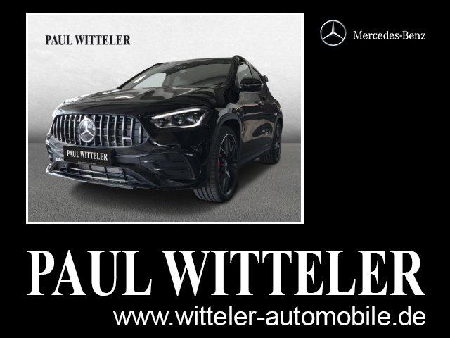 Mercedes-Benz Mercedes-AMG GLA 45 S 4M+ Multibeam/Pano-Dach, Jahr 2021, Benzin