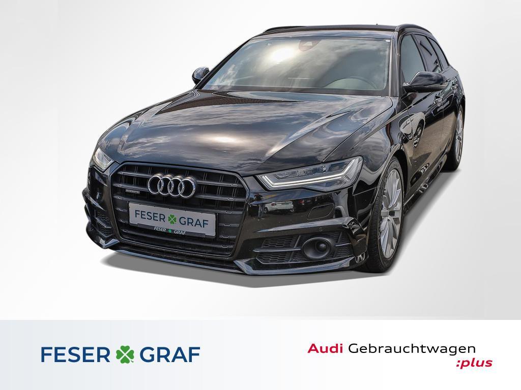 Audi A6 Avant 3.0TDI qu.S tro S Line Ext Standhzg,Nav, Jahr 2017, Diesel