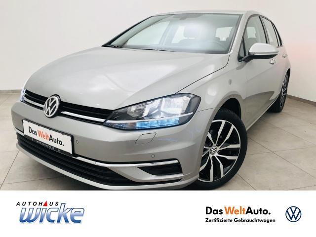 Volkswagen Golf VII 1.0 TSI Comfortline ACC PDC DAB Sitzhzg, Jahr 2019, Benzin