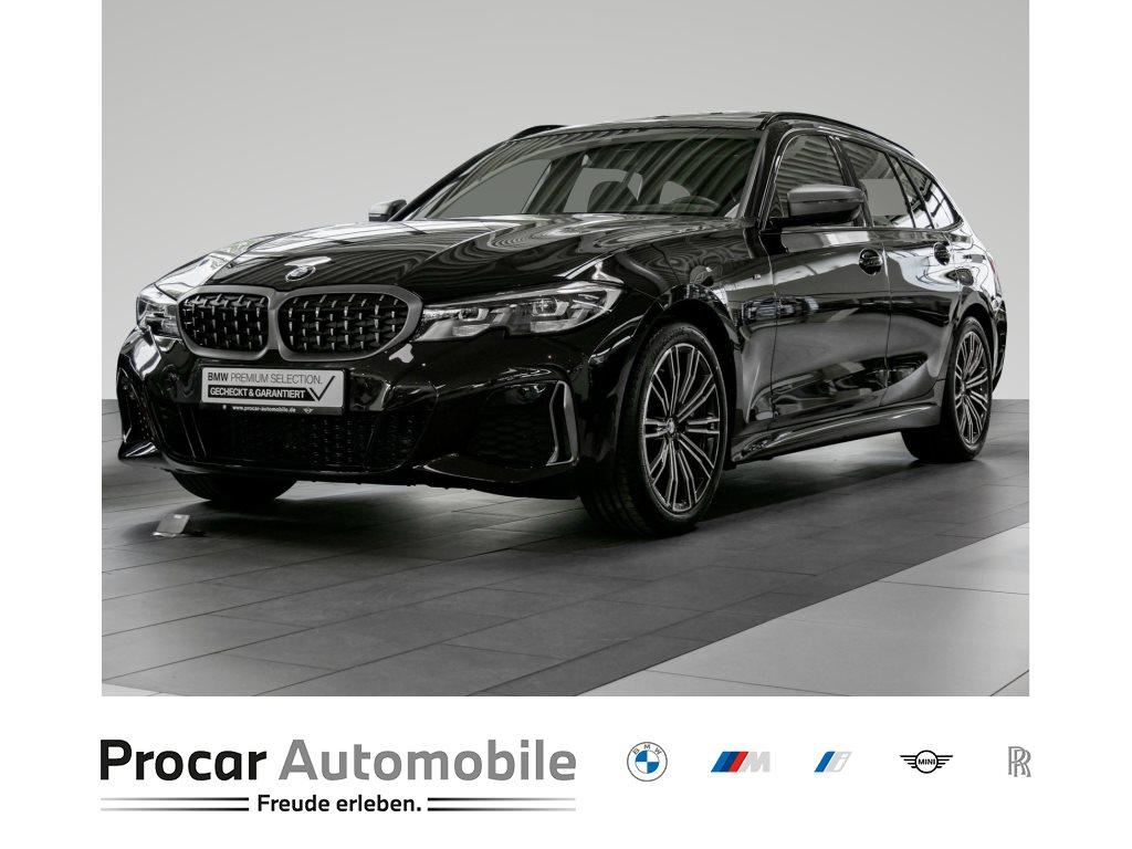 BMW M340i xDrive A +Navi.+Head-Up +HiFi +DAB +LED +Komfortzg.+Panorama, Jahr 2020, Benzin