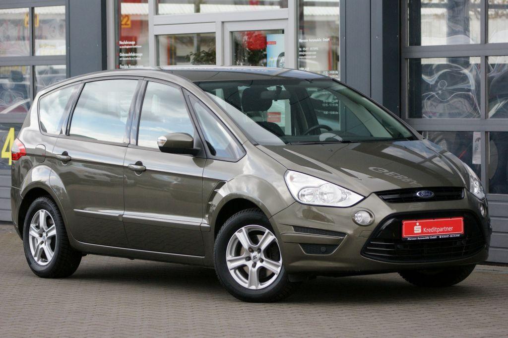 Ford S-Max 2.0 TDCi DPF Trend AHK PTS Garantie, Jahr 2012, diesel