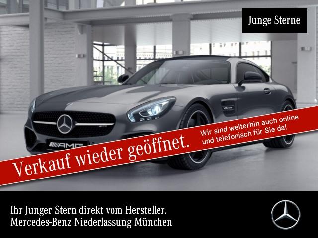 Mercedes-Benz AMG GT Perf Sitze + AbGas Night Distronic Comand, Jahr 2017, Benzin