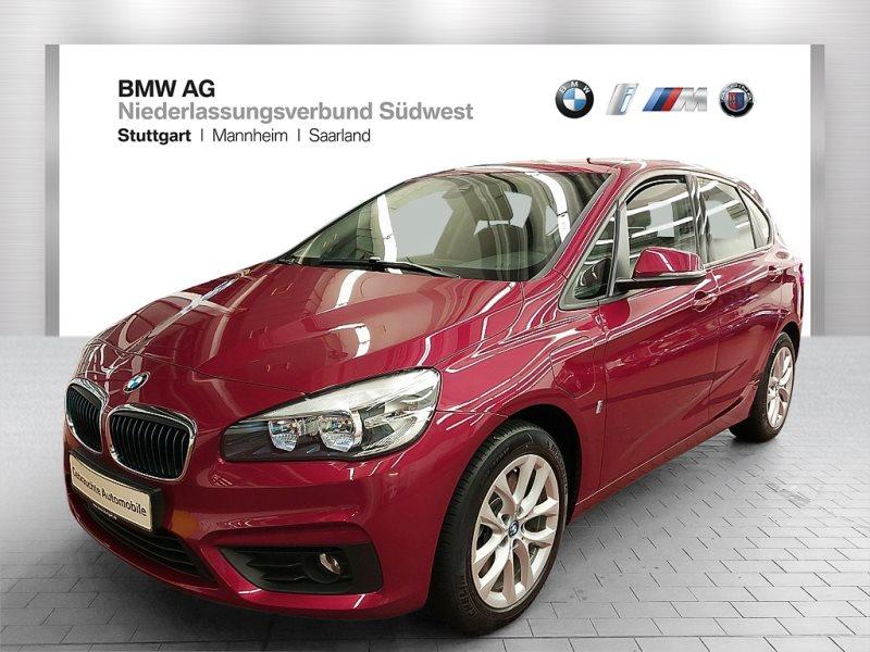 BMW 225 Active Tourer 225xe iPerformance Advantage Navi, Jahr 2017, Hybrid