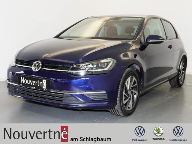 Volkswagen Golf VII 1.5 TSI Sound + Active-Info + DSG + Navi, Jahr 2017, Benzin
